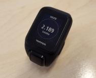 Tom Tom Spark Cardio - Tracker Schritt Anzeige