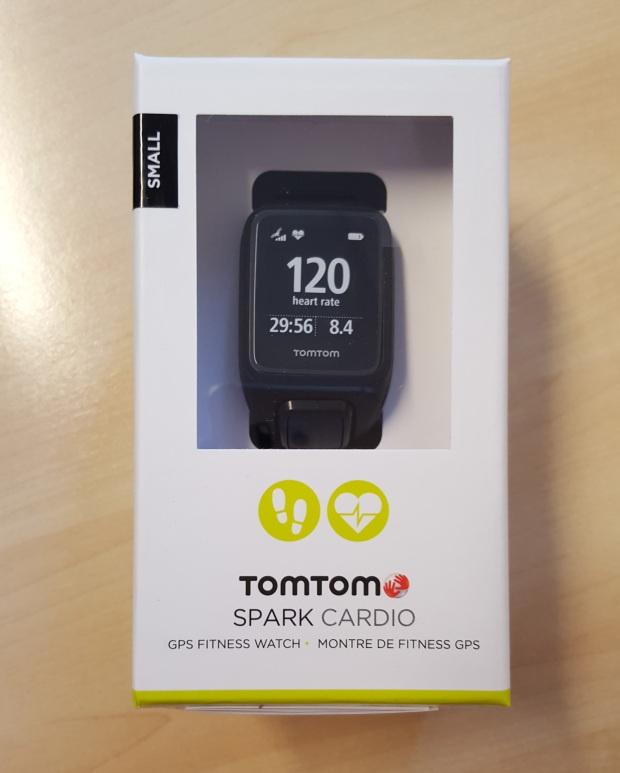 Tom Tom Spark Cardio Originalverpackung